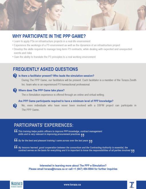 PPP E-Simulation Fact Sheet