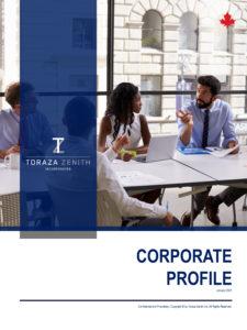 Toraza Zenith Brochure